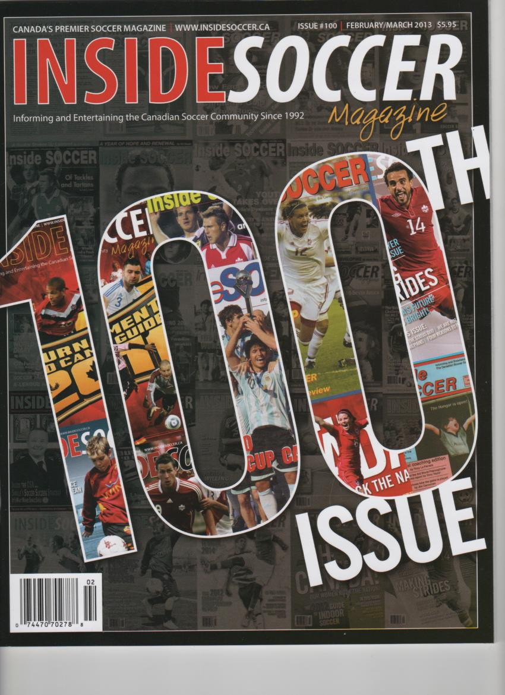 soccer magazine articles
